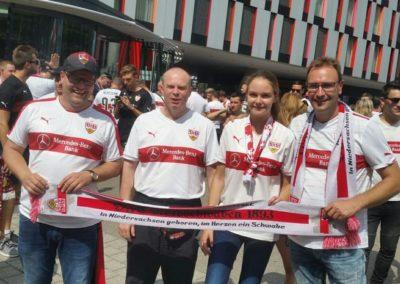 Gruppenfoto Suttgart